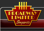 Broadway Limited HO-Scale