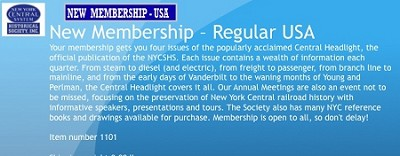 New Membership 2019 USA