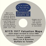 Valuation Maps - Buffalo to Toledo Valuation Maps DVD (Free shipping on US orders Only)