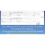 NYCS Drawing Files Digital Booklets & Others (CD/DVD) ($15.00)  (Free shipping on US orders Only)