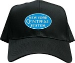 NYC Blue Logo Embroidered Hat