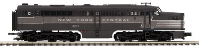 MTH Premier NYC ALCo PA (Non-Powered) (Pre-Order)   (Non-Refundable Deposit Required)