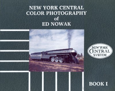 NYC Color Photography of Ed Nowak - Book 1