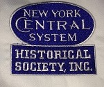 NYCSHS Embroidered Logo Patch(Free shipping on US orders Only)