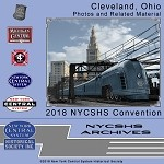 Cleveland, Ohio Photos & Related Material (2018 NYCSHS Convention DVD)(Free shipping on US orders ONLY)