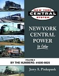 New York Central Power - In Color - Volume 2