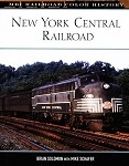 New York Central Railroad - - Color History (Sale)