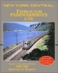 NYC Through Passenger Service in COLOR - Volume 2 - 1950 - 1967